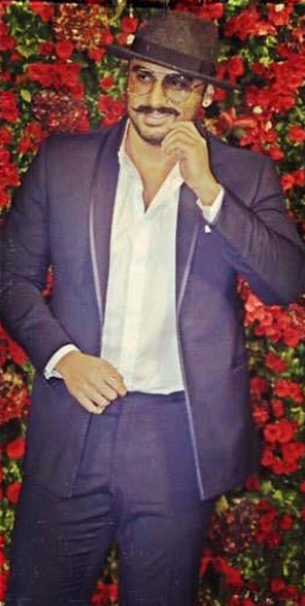 Ranveer Singh has not forgotten BAE Arjun Kapoor after his marriage to Deepika Padukone, here's proof