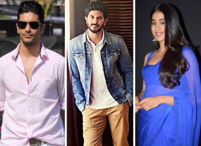 Angad Bedi To Replace Dulquer Salmaan In Janhvi Kapoor S Gunjan Saxena Biopic Bollywood News Bollywood Hungama