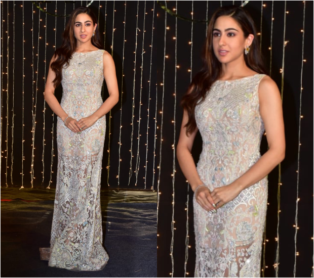 Sara Ali Khan at Priyanka Chopra - Nick Jonas Wedding Reception