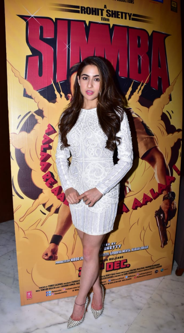 Sara Ali Khan in Marciano for Simmba promotions (5)