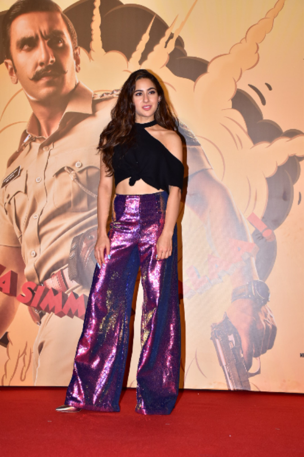 Sara Ali Khan in Topshop x Halpern Studio for Simmba trailer launch (1)