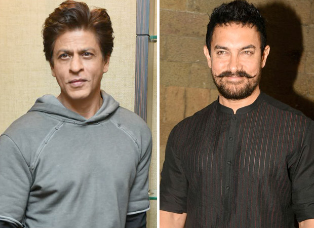 Shah Rukh Khan confirms Aamir Khan is playing KRISHNA in MAHABHARAT!