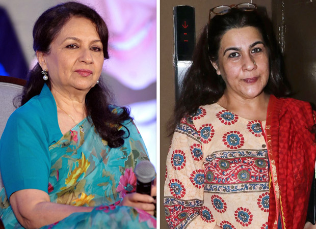 Sharmila Tagore connects with former daughter-in-law ...