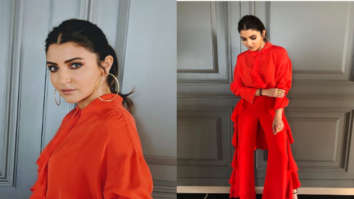 Slay or Nay - Anushka Sharma in Cinq a Sept for Zero promotions (Featured)