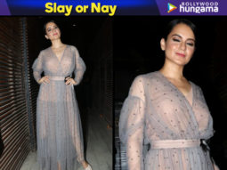 Slay or Nay - Kangana Ranaut in Alena Akhmadullina for Ankita Lokhande's birthday bash(Featured)