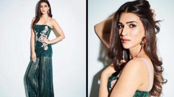 Slay or Nay - Kriti Sanon in Monisha Jaising for Salman Khan's birthday bash (Featured)