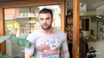 Sohail Khan spotted at Sequel