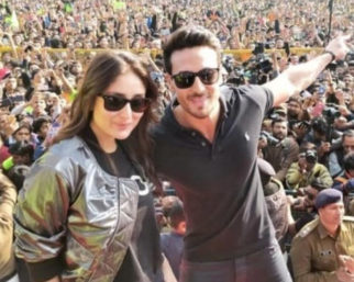 Tiger Shorff and Kareena Kapoor Khan get together, here's why (see pics)
