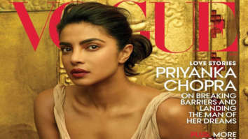 Priyanka Chopra On the covers of Vogue