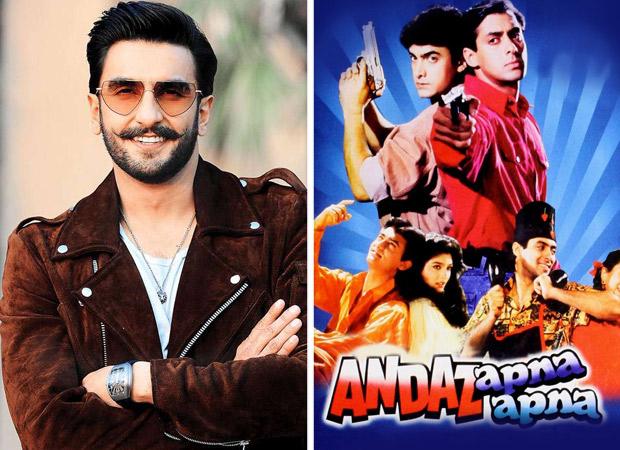 WHOA! Did Ranveer Singh just CONFIRM Andaz Apna Apna 2?