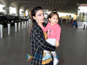 Yami Gautam, Aditi Rao Hydari and others snapped at the airport