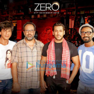 On The Sets Of The Movie Zero
