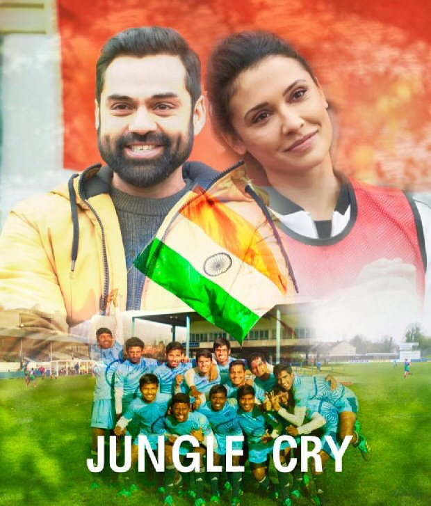 Abhay Deol wraps up sports biopic Jungle Cry on Rugby coach Rudraksh Jena, producer plans to enter it for Cannes Film Festival