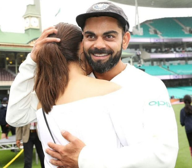 Anushka Sharma joins hubby Virat Kohli in celebration lap after historic win in Sydney