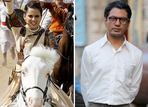 BO update Manikarnika and Thackeray open to 25% & 10% respectively