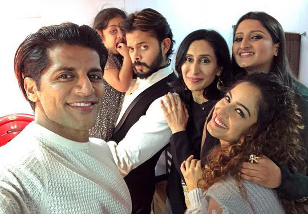 Bigg Boss 12 What rivalry Sreesanth, Karanvir Bohra, Srishty Rode, Shilpa Shinde PARTY together