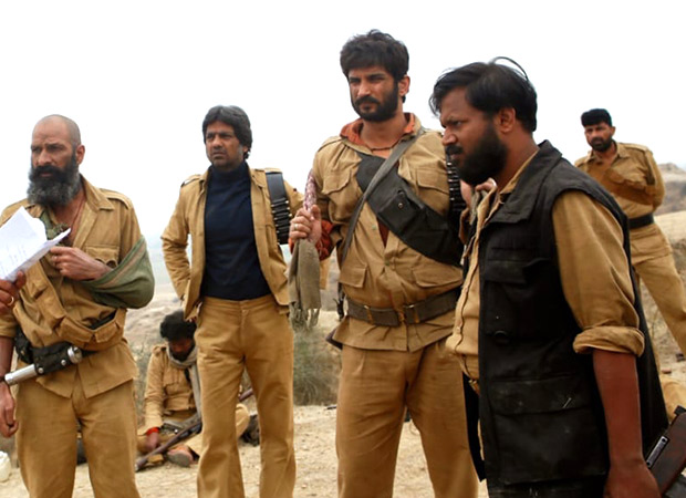 EXCLUSIVE: Son Chiriya crew of over 400 people shot in remote places in grueling conditions