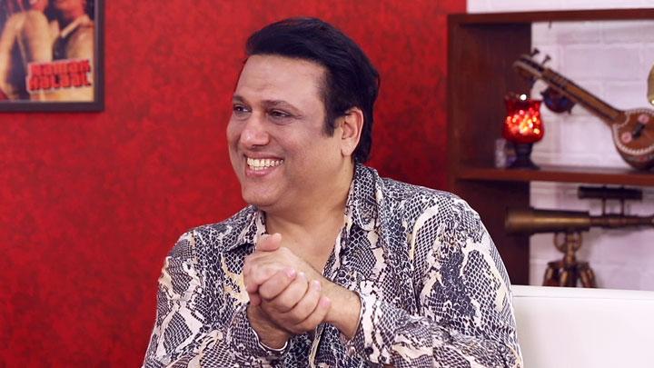 "Govinda ""Maine kaha, Salman, I feel you will not Look Back and…"" Partner"