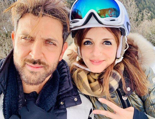 Happy Birthday Hrithik Roshan Ex-wife Sussanne Khan calls him 'BFF' in a heart-warming post