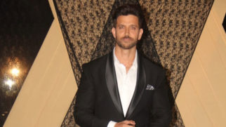 Hrithik Roshan spotted at Alia Bhatt sister Sakshi Bhatt's Wedding Reception