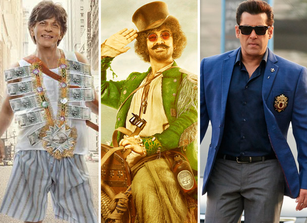 Is the era of the Khans over Or will Shah Rukh, Aamir and Salman Khan have to reinvent themselves