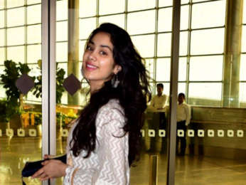 Janhvi Kapoor, Tamannaah Bhatia and others snapped at the airport