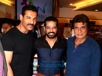 John Abraham, Raj Babbar and others attends the book launch of 'Crime Patrol'
