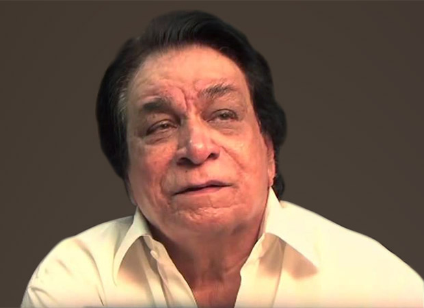 Veteran Actor and Writer Kader Khan Passes Away