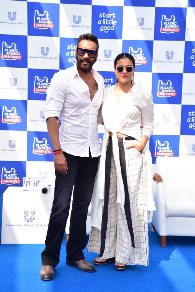 Kajol Devgan in Alaya by Stage 3 shirt and Chola pants for an event (2)