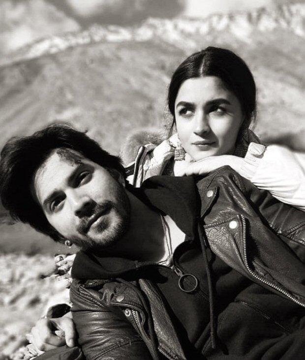 Kalank Alia Bhatt and Varun Dhawan wrap up their fourth film together