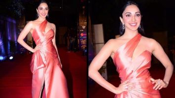 Kiara Advani in Monisha Jaising for Zee Cine Telugu Awards 2018 (Featured)