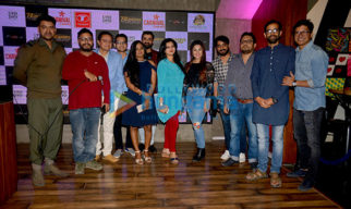 Music launch of the film 72 Hours