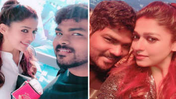 Nayanthara has the most glamorous New Year with Vignesh Shivan in Las Vegas; attends Bruno Mars concert