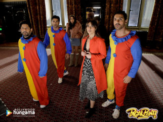 Movie Wallpapers Of The Movie Pagalpanti