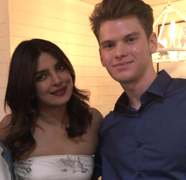 Priyanka Chopra and Nick Jonas host another reception in Belmont