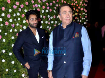 Salman Khan, Shah Rukh Khan, Amitabh Bachchan and others grace Raj Thackeray's son Amit Thackeray - Mitali Borude's wedding reception