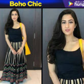 Sara Ali Khan goes boho chic in a Global Desi skirt (Featured)