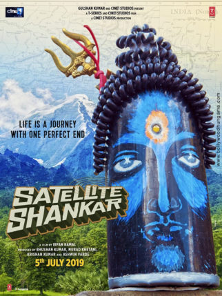 First Look Of Satellite Shankar