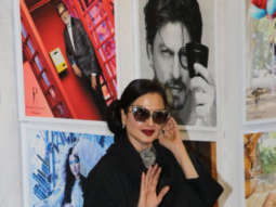 Silsila continues! Rekha's hilarious reaction standing in front of Amitabh Bachchan's poster will CRACK you up