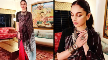 Slay or Nay - Aditi Rao Hydari in Payal Khandwala for Urja Awards 2019 (Featured)
