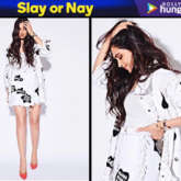 Slay or Nay - Deepika Padukone in Kanika Goyal x Babbu the Painter for Facebook Live (Featured)