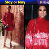 Slay or Nay - Sonakshi Sinha in Rixo for Punit Malhotra's birthday bash (Featured)