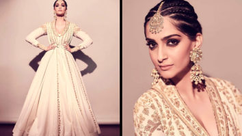 Slay or Nay - Sonam Kapoor Ahuja in Rohit Bal for a friend's wedding festivities in Goa (Featured)