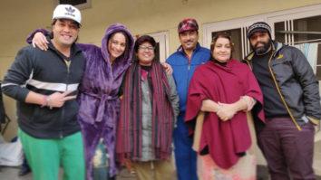Sonakshi Sinha and Varun Sharma kick start their spice of life film in Amritsar