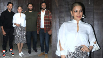 Sonali Bendre's GRAND New Year Party with Family after Recovery Hrithik Roshan