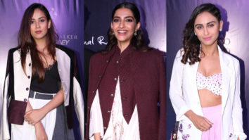Sonam Kapoor, Krystle D'Souza, Mira Rajput and others at Kunal Rawal's new store launch