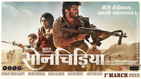 First Look Of Sonchiriya