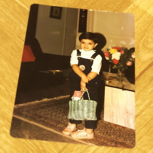 THROWBACK THURSDAY: Deepika Padukone looks absolutely adorable as a school girl in this cute photo