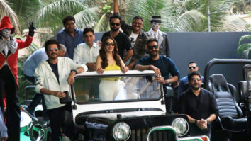 Total Dhamaal Officila Trailer Launch Ajay Devgn Madhuri Dixit Anil Kapoor Part 1