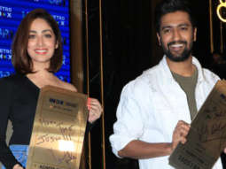 Vicky Kaushal and Yami Gautam host Screening of URI for Indian Army
